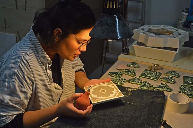 Ceramics Route Tour, with the master Mariana Sampaio