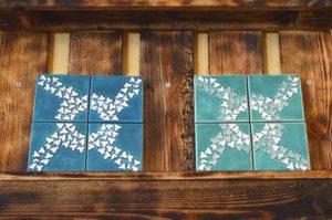 A Tradição Portuguesa do Azulejo com Teresa Alves em Caldas da Rainha