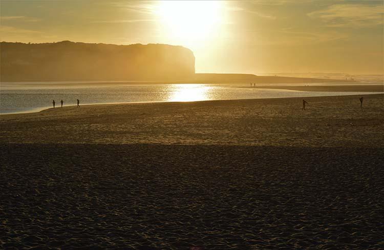 Praia da Foz do Arelho, GoCaldas Guia Turístico de Caldas da Rainha