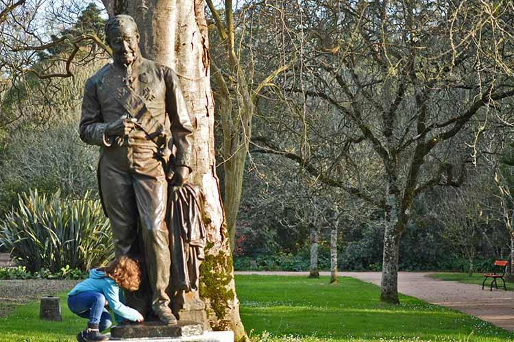 The 6 things you need to do in Caldas da Rainha this winter, D. Carlos I Park