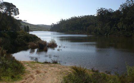 Barragem de Alvorninha em Caldas da Rainha - GoCaldas
