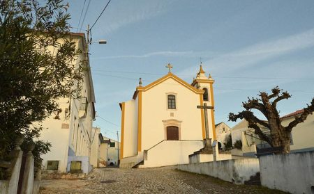 Igreja Matriz do Landal em Caldas da Rainha