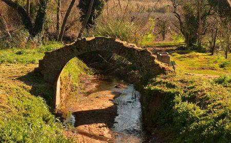 Ponte Romana em Alvorninha, Caldas da Rainha  - GoCaldas