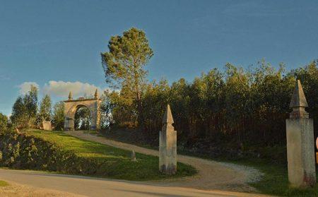Arco da Memória na localidade dos Vidais, GoCaldas Guia Turístico