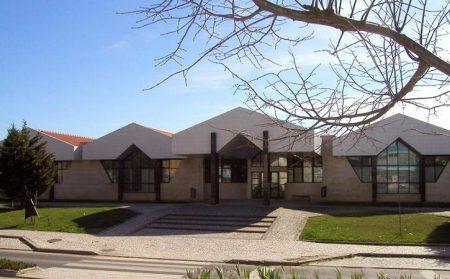 Biblioteca Municipal in Caldas da Rainha