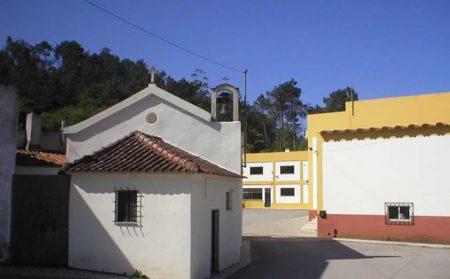 Capela de Santa Ana em Carvalhal Benfeito, Caldas da Rainha