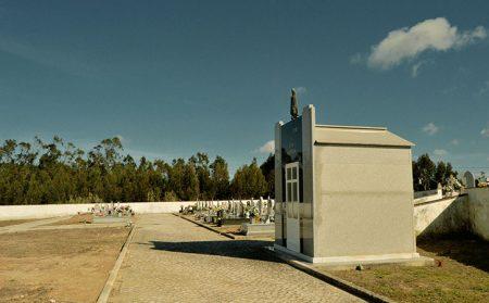 Cemitério dos Ingleses em Serra do Bouro em Caldas da Rainha