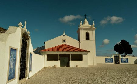 Igreja Matriz da Serra do Bouro em Caldas da Rainha