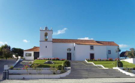 Igreja matriz de Salir de Matos em Caldas da Rainha   GoCaldas