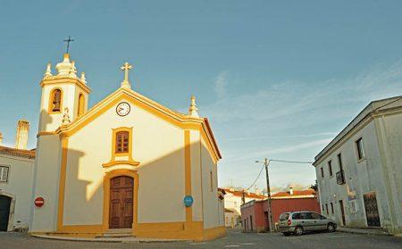 Igreja de São Silvestre de A dos Francos