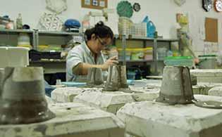 Experiência de Cerâmica com Mariana Sampaio, GoCaldas Guia Turístico