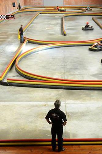 Indoor Karting Caldas da Rainha GoCaldas Your Local Touristic Guide