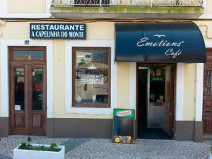 Restaurants Caldas da Rainha Capelinha do Monte