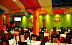 Restaurants Caldas da Rainha Delhi Darbar Inside