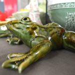 Bordallo Pinheiro Factory, Caldas da Rainha, GoCaldas Your Local Touristic Guide frog