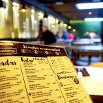 Maratona Restaurant, Caldas da Rainha, GoCaldas Your Local Touristic Guide menu