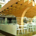 Maratona Restaurant, Caldas da Rainha, GoCaldas Your Local Touristic Guide terrace